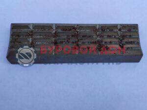 ГНБ 278121001 ВСТАВКА В ГУБКИ ТИСКОВ VEMEER D50X100-D100X120