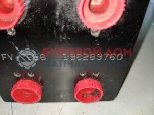 ГНБ 296289760 Блок управления поворота кабины Vermeer D80x100S2-D100x120S2