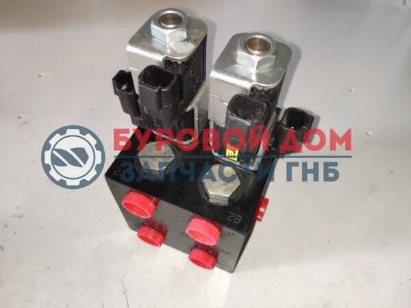 ГНБ 296289760 Блок управления поворота кабины Vermeer D80x100S2-D100x120S2 255076011
