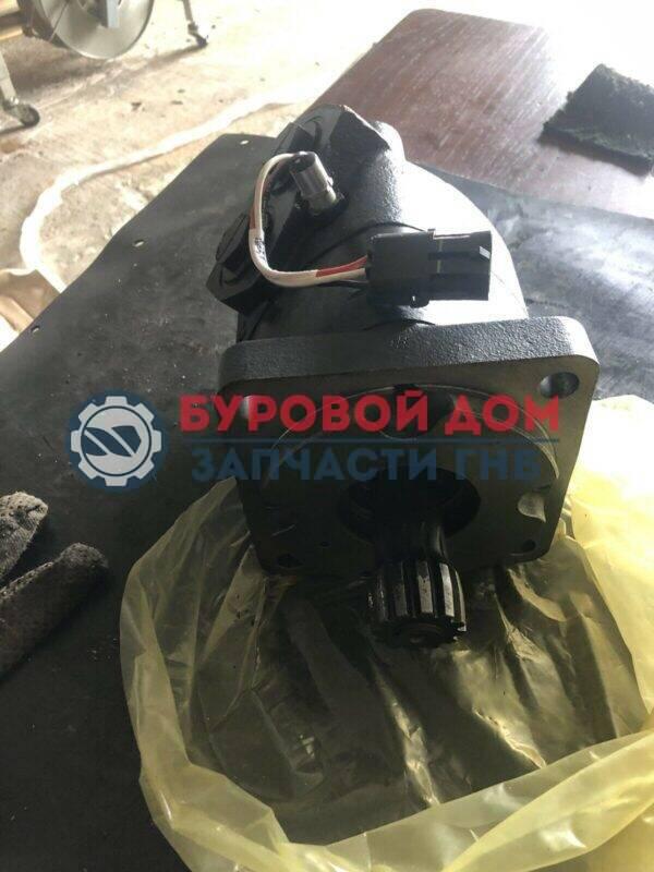 296284063 Гидромотор привода бентонитового насоса Vermeer D24x40S2, D36x50S2 (APLEX SC-45L, SC-65L)