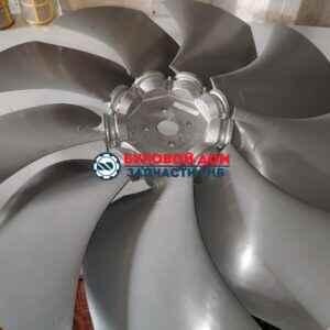 296280871 Вентилятор охлаждения двигателя